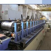 Установка складских стеллажей фото
