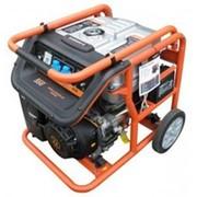 Генератор бензиновый ECO Power line ZM 7500-E фото