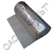 Базальтовый рулонный фольгированный огнезащитный материал фото