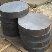 Поковка стальная 065х230х250 Х12М фото