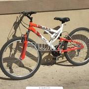 Велосипеды горные двухподвесочные фото