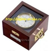 Хронометр судовой кварцевый фото