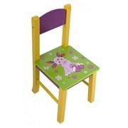 Детский стул Лунтик фото