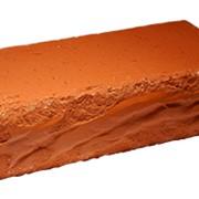 Кирпич керамический Terca Red антично-колотый, 250*120*65 мм фото