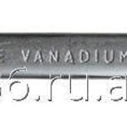 Ключ EKTO накидной 6х7 мм. Хромванадиевая сталь. (Сатин), арт. SR-001-0607 фото