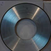 Круг алмазный шлифовальный прямого профиля 1А1 АПП