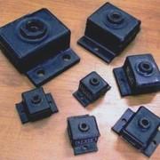 Блоки резинометаллические, Резинометаллические блоки