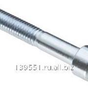 Винт DIN 912 цилиндрическая головка, внутренний шестигранник M10x120, А2 фото