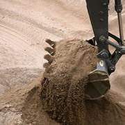 Песок речной фото