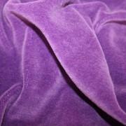 Велюр фиолетовый, ткань, ткани из натуральных и искусственных волокон фото