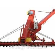 Зернометатель МЗ-90С (самопередвижной) фото
