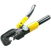 Пресс гидравлический ручной для опрессовки трубчатых кабельных наконечников 4-70 мм² фото
