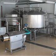 Производство сыров Сулугуни фотография