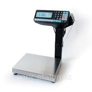Фасовочные печатающие весы-регистраторы с устройством подмотки ленты MK-6.2-RP10-1 фото