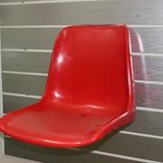 Сиденье пластиковое фото