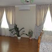 Пошив штор Прованский стиль в спальню, Киев фото