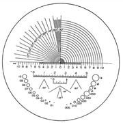 Шкала измерения точности для различных приложений, артикул 115203 фото