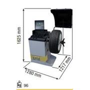 Электронный балансировочный станок Sice fl 60 фото