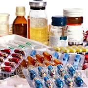 Химическое сырье для фармацевтической промышленности фото