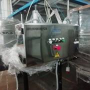 Тоннель термоусадки колпачка бутылки фото