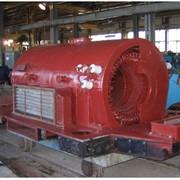Ремонт высоковольтных электродвигателей, турбо и гидрогенераторов фото