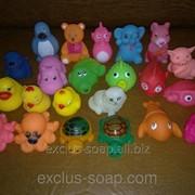 Игрушки для вплавки в мыло! фото