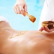 Общий и лечебный массаж.Медовый массаж фото