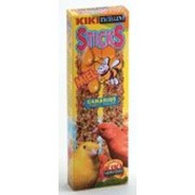 Палочки Kiki Excellent для канареек с мёдом 3122 2шт фото