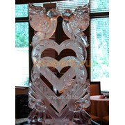 Скульптура Наши Сердца фото