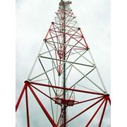 Башни для размещения антенно-фидерного оборудования фото