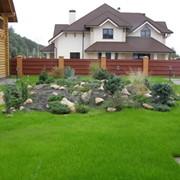 Ландшафтный дизайн, Дизайн проект благоустройства участка, Благоустройство территории, дизайн парков, озеленение территорий фото