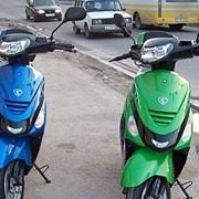 Скутер Smart Neon 50cc фото