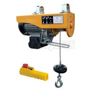 Мини электрическая таль HDGD-250C, 125/250кг, 12М, 230В, Комбинированная модель, , шт фото