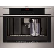 Встраиваемая кофе-машина AEG PE4571-M фото