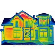 Тепловизионное обследование зданий и сооружений фото