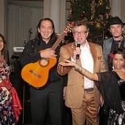 Новогоднее шоу от Цыганского ансамбля МаТэС фото