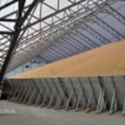 Конструкции зернохранилищ Pro-Tec, США фото