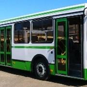 Автобус ЛиАЗ 5256 городской фото