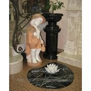 Скульптура из гранита и мрамора 1 фото