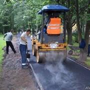 Асфальтирование дорог любой сложности фото