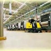 Уборка промышленных и производственных помещений фото