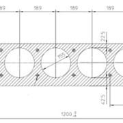 Плиты перекрытия ПК 36.15-10 фото