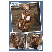 Меховая одежда детская фото