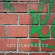 Очистка поверхностей от граффити фото