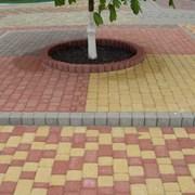 Стоимость работ по укладке тротуарной плитки фото