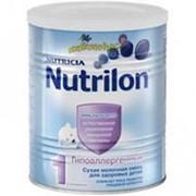 Молочная смесь NUTRILON гипоаллегенная, 400г фото