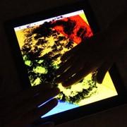 Мастер-класс рисование песком фото