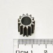 Изготовление маленькой шестерни, вал-шестерни фото