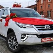 Прокат автомобиля Toyota Fortuner New фото