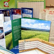 Буклеты, брошюры фото